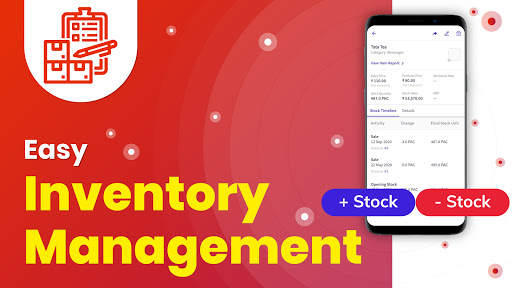 My BillBook - Free GST Billing and Inventory App 5.0.1 Screenshots 3