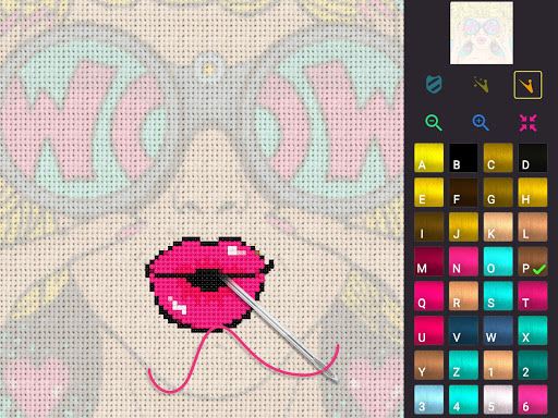 Cross Stitch 2.2.0 screenshots 10