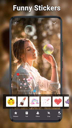 HD Camera - Video, Panorama, Filters, Photo Editor 1.7.6 Screenshots 6