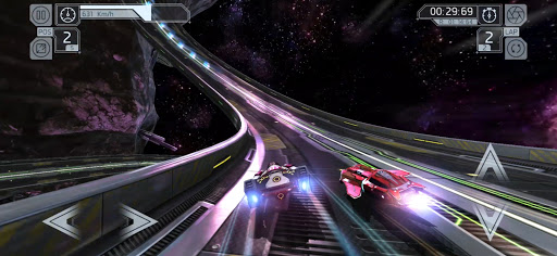 Cosmic Challenge Racing  screenshots 3