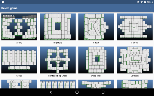 Mahjongg Builder 3.1.0 screenshots 6