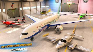 City Flight Airplane Pilot New Game - Plane Games