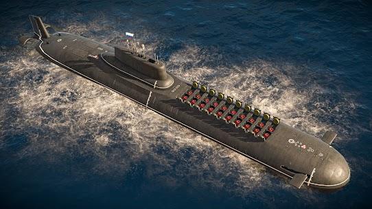 MODERN WARSHIPS MOD Apk: Sea Battle (Unlimited Ammo) 9