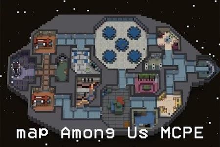 Among: Us New Minecraft PE 2021 1.0