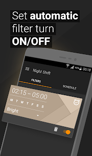 Blue Light Filter & Night Mode – Night Shift Pro v4.1.9 (Patched) 4