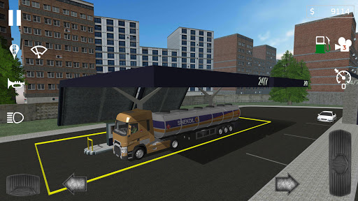 Code Triche Cargo Transport Simulator (Astuce) APK MOD screenshots 5