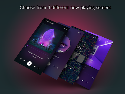 Musicana Music Player Screenshot