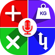 Voice Calculator & Unit Converter 2020