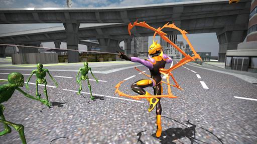 Flying Spider Hero Two -The Super Spider Hero 2020 0.2.7 screenshots 4
