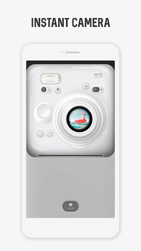 InstaMini - Instant Cam, Retro Cam  Screenshots 3