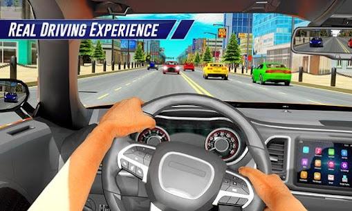 gerçek araba araba sürüş sürücü simülatörü Apk Son Sürüm 2021 3