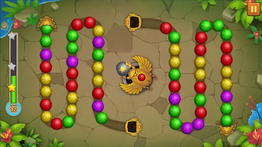 Jungle Marble Blast Lite screenshots 4