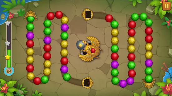 Image For Jungle Marble Blast Lite Versi 1.0.4 2