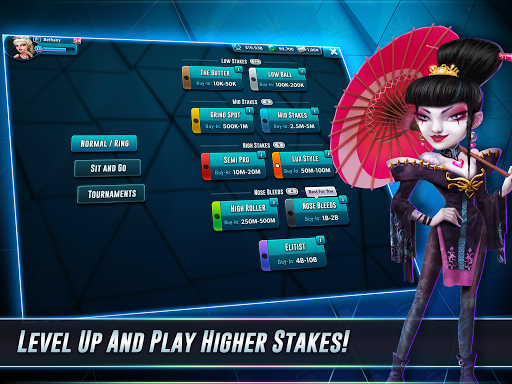 HD Poker: Texas Holdem Online Casino Games 2.11042 screenshots 16