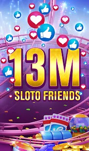 Free Slotomania™ Slots  Casino Slot Machine Games Apk Download 2021 5