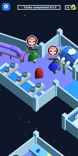 Impostor Stealth Kill Apk 1.0.1 screenshots 4