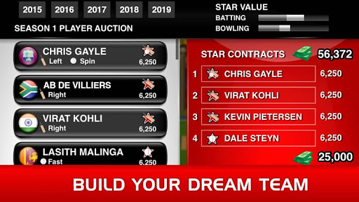 Code Triche Stick Cricket Premier League apk mod screenshots 2