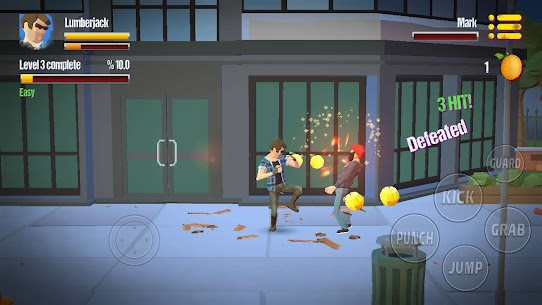 City Fighter Street Gun Gang Fight Apk Download 2021 1
