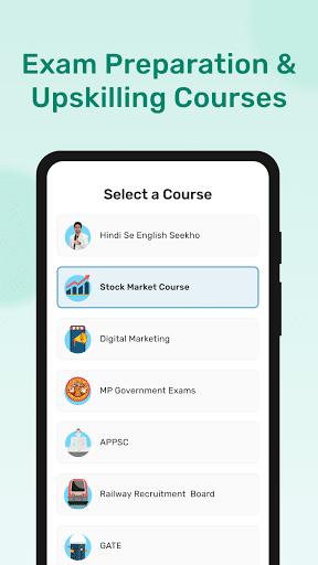 Entri: Learning App for Job Skills apktram screenshots 2