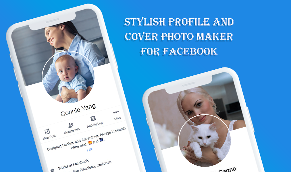 Smart Photo Cut-Profile Cover Crop For Facebook