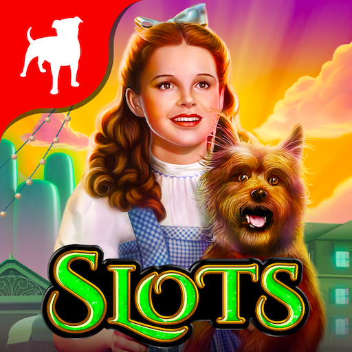 Wizard of Oz Slot Machine Game