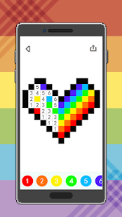 Coloring Creative - Color by Numbers & Pixel Art