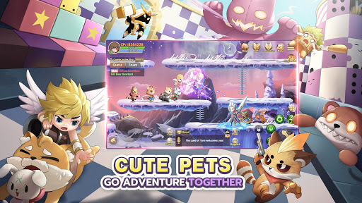 Rainbow Story: Fantasy MMORPG 1.2.8.41 screenshots 4