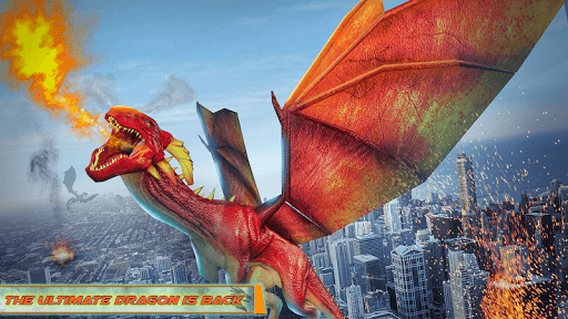 Dragon Robot Transforming Car 2.7 screenshots 11