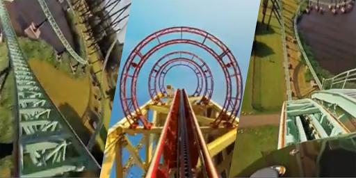VR Thrills: Roller Coaster 360 (Cardboard Game) 2.1.7 Paidproapk.com 2