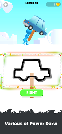 Draw Hammer - Drawing games screenshots 2