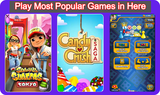 All Games, All in one Game, New Games, Casual Game screenshots 2