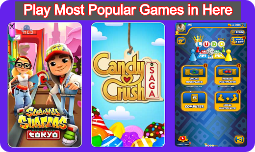 All Games, All in one Game, New Games, Casual Game 1.0.9 Screenshots 2