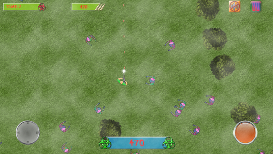 Zombie top down shooter Hack Cheats (iOS & Android) 2