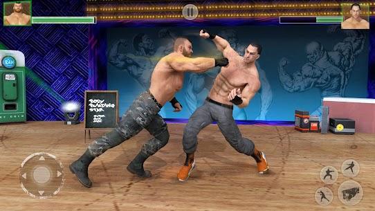 Bodybuilder Fighting Games: Gym Trainers Fight Mod Apk 1.3.4 (Unlimited Money) 2