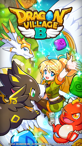 Dragon Village B - Dragon Breeding Puzzle Blast  screenshots 7