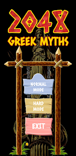 Merge Block Puzzle: 2048 Greek Myths For Android 1