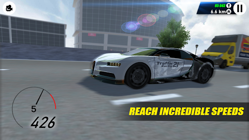 Traffic Racing 21  screenshots 1