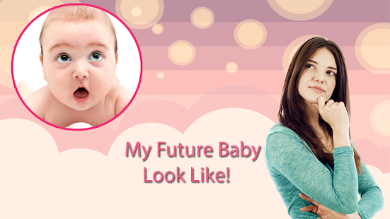 Baby Face Generator - Future Baby Predictor Prank Screenshot