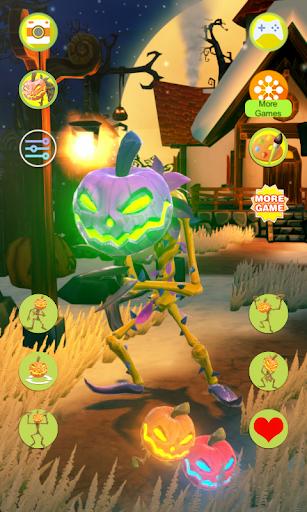 Talking Jack-o'-lantern  screenshots 3