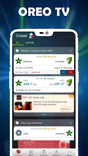 Oreo TV Live Cricket IPL ~ Indian Movies App Hints Latest version 1