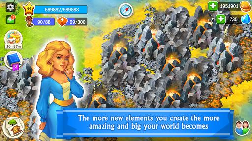 WORLDS Builder: Farm & Craft  screenshots 4
