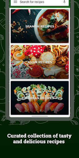 Download APK: Kitchen Book : All Recipes v28.0.0 [Premium] [Mod]