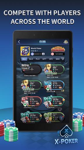 X-Poker - Online Home Game 1.3.0 Screenshots 11