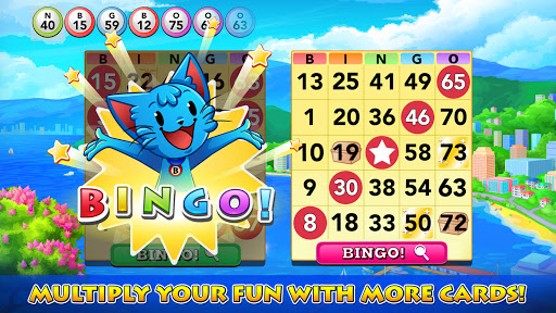 Bingo Blitzu2122ufe0f - Bingo Games 4.58.0 screenshots 8