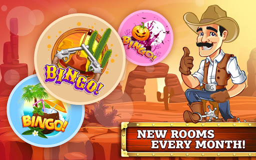 Bingo Cowboy Story screenshots 8