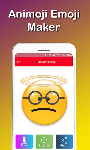 Animoji Emoji Maker - Emoji Maker modavailable screenshots 5