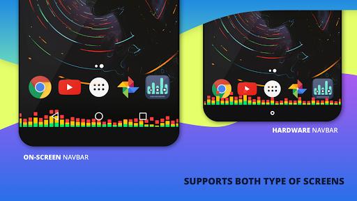 Muviz – Navbar Music Visualizer