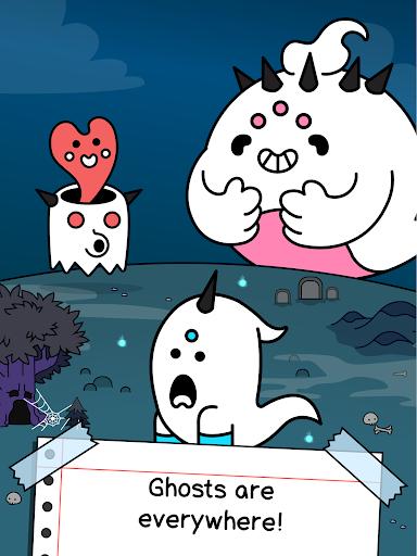 Ghost Evolution - Create Evolved Spirits 1.0.2 screenshots 5