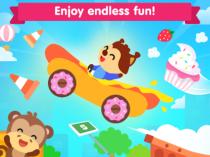 Car games for kids ~ toddlers game for 3 year olds screenshots 7
