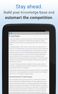 Business Dictionary by Farlex